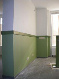 Wij zijn gespecialiseerd in Binnenschilderwerk en Buitenschilderwerk.